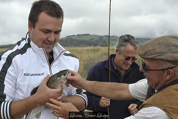 About lomas creek country cottages accommodation near for Fishing lessons near me